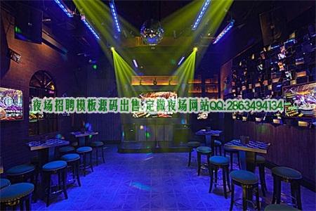 上海长宁夜场招聘宝鼎皇宫ktv本人带你走进夜场生活图片展示